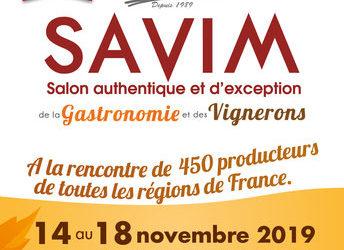 Salon de la Gastronomie et des Vignerons 2019