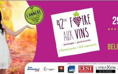 Foire aux vins de Belfort