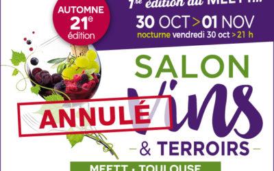 Salon chocolat et gourmandises 2020